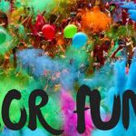 5K Colour Fun Run